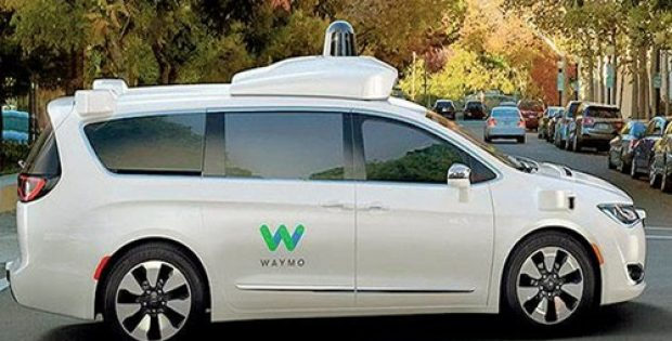 Waymo launches its commercial self-driving car service in Phoenix