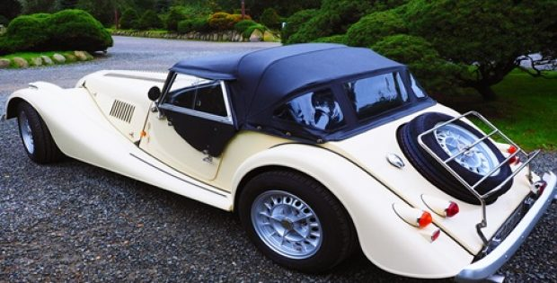 Investindustrial acquires a majority stake in Morgan Motor Company